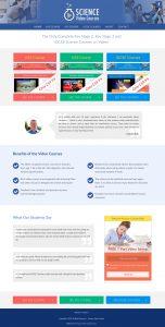 WordPress Theme Development for E-Learning Membership Website