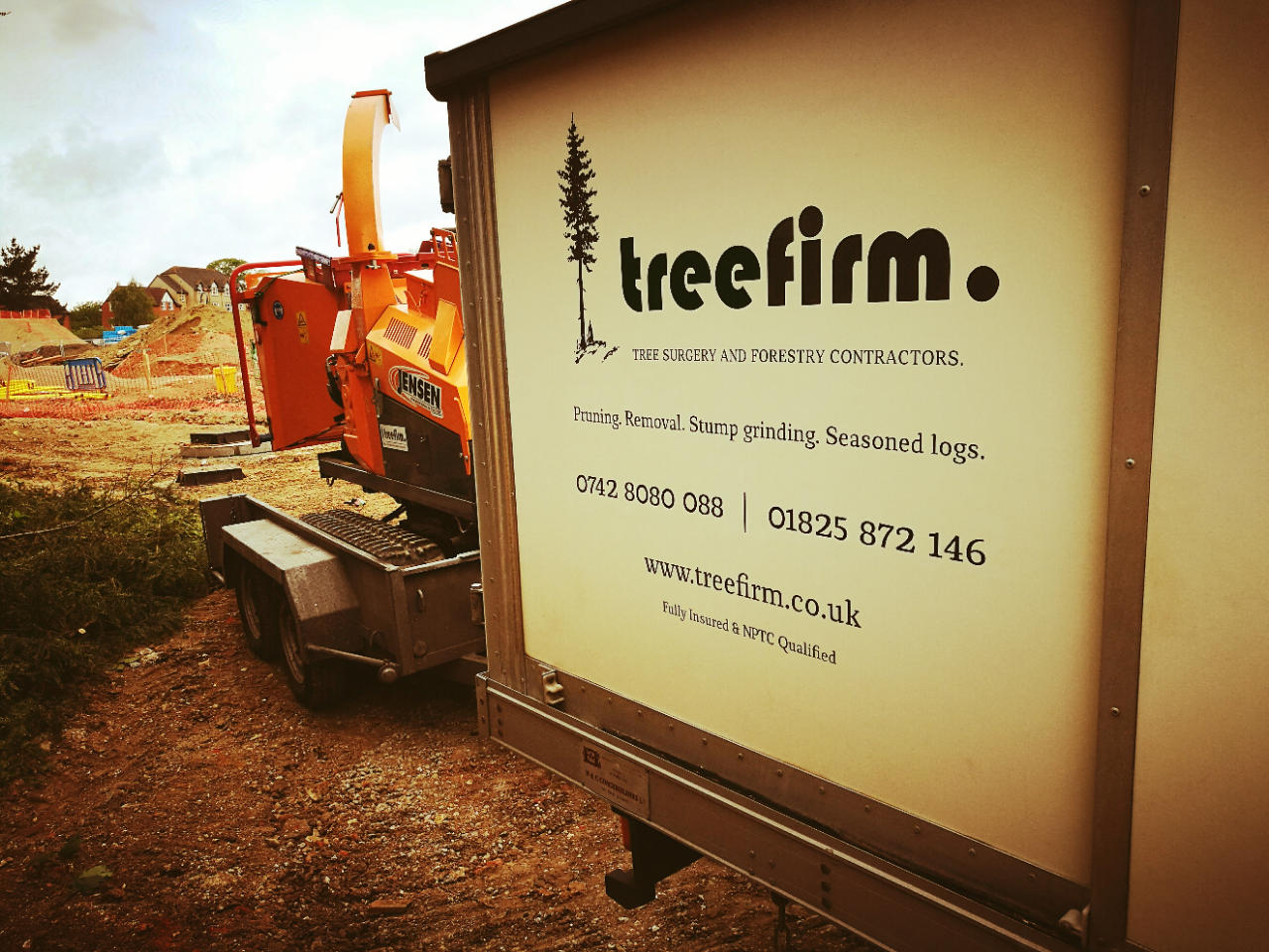 Treefirm Tree Surgery Horam Sussex